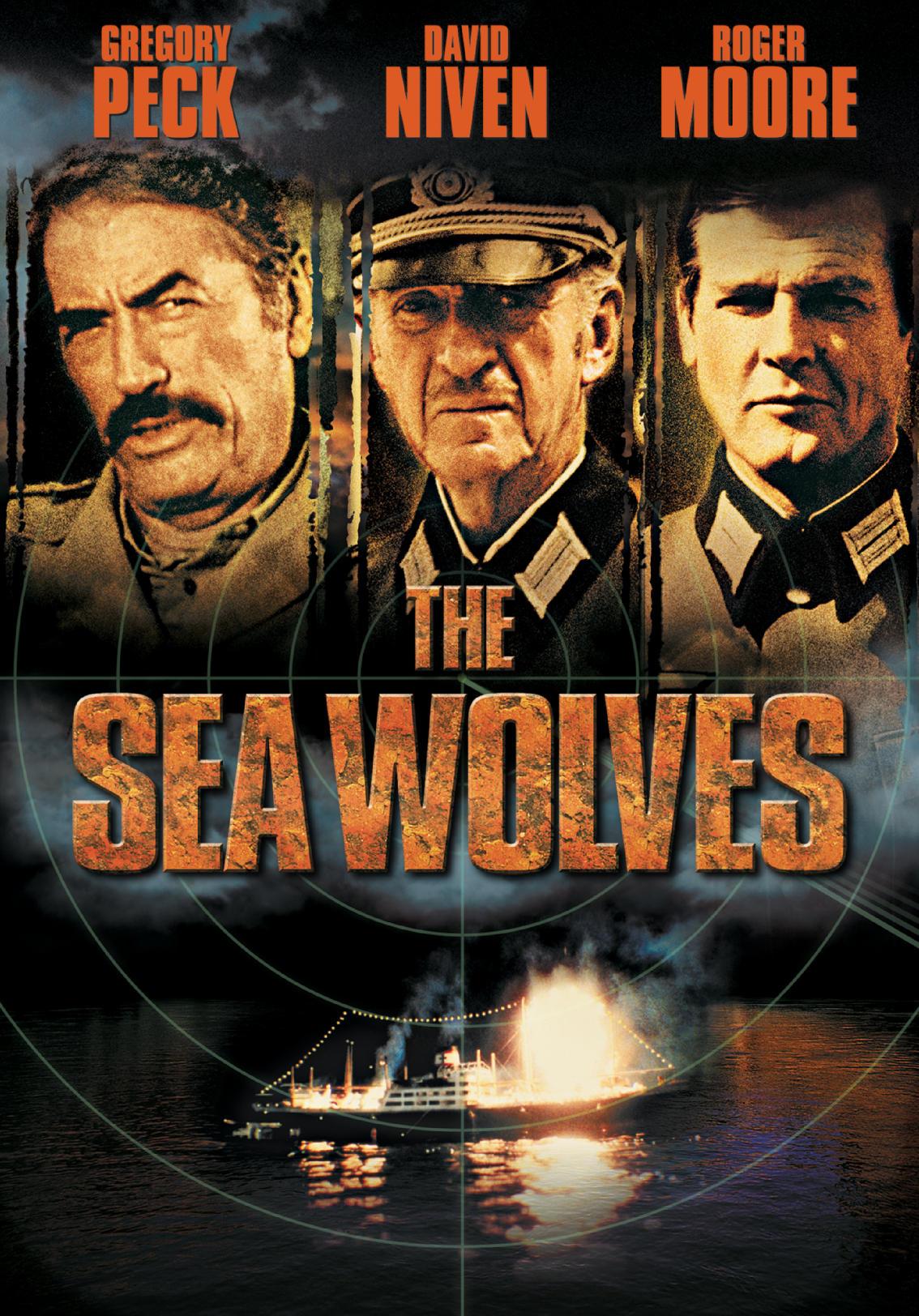 Постер морской волк